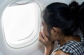 Medo (fobia) de avião